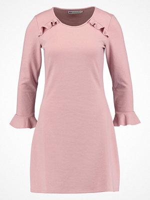 Even&Odd Jerseyklänning rose