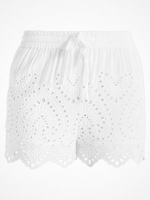 Topshop CUTWORK BRODERIE  Shorts white