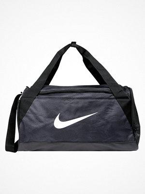 Nike Performance BRASILIA S DUFFEL GFX Sportväska black/white