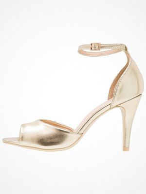 Dorothy Perkins DP X VERO MODA RIO Sandaletter metallic