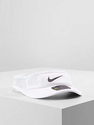 Kepsar - Nike Performance AEROBILL FEATHERLIGHT VISOR ADJUSTABLE Keps weiß