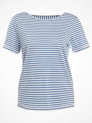 Object OBJLANA  Tshirt med tryck white