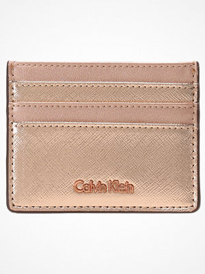Calvin Klein MARISSA Plånbok chrome rose