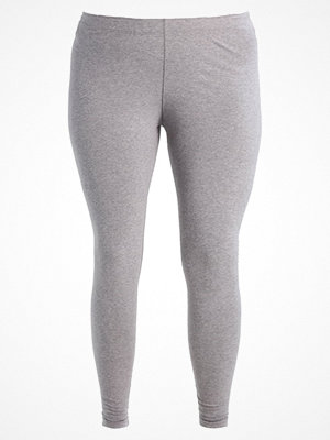 Nike Sportswear LEGASEE LOGO EXT Leggings carbon heather/black