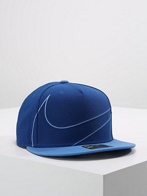 Kepsar - Nike Sportswear TRUE SWOOSH Keps gym blue/star blue/black