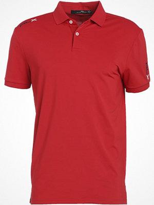Polo Ralph Lauren Golf AIRFLOW Funktionströja red