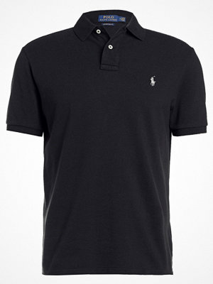 Polo Ralph Lauren CUSTOM SLIM FIT Piké polo black
