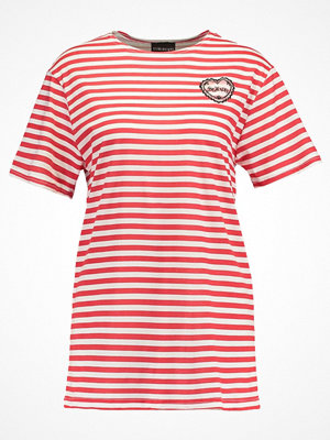 12 Midnight BRETON PATCH Tshirt med tryck red