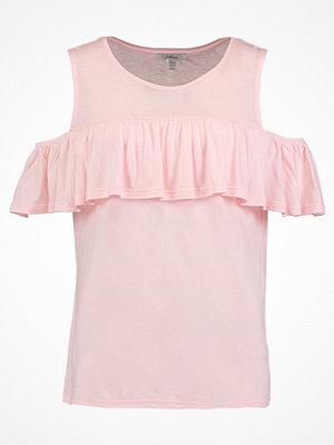 Mavi FRILLED Tshirt med tryck rose quartz