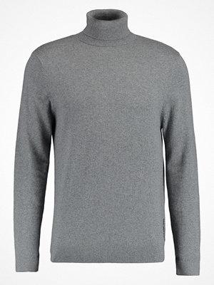 Tröjor & cardigans - Calvin Klein Jeans SAFET Stickad tröja mid grey heather