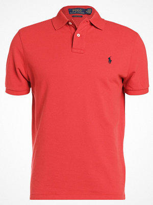 Polo Ralph Lauren CUSTOM SLIM FIT Piké red