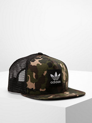 Kepsar - Adidas Originals CAMO TRUCKER Keps multicoloured