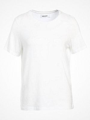 Vero Moda VMAVA  Tshirt bas snow white