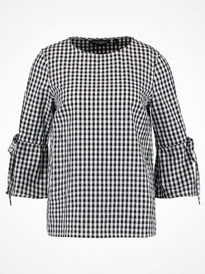 Dorothy Perkins GINGHAM Blus black