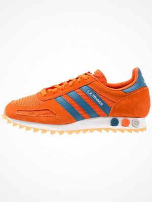 Adidas Originals LA TRAINER OG Sneakers orange/noble teal/footwear white