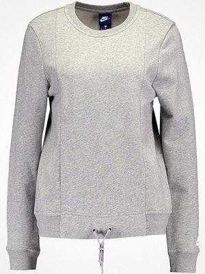Nike Sportswear Sweatshirt dark grey heather/matte silver/white