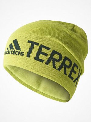 Mössor - Adidas Performance TERREX Mössa semi solar yellow/green night