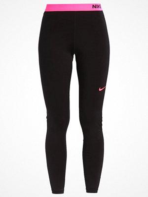 Sportkläder - Nike Performance Tights black/racer pink/racer pink