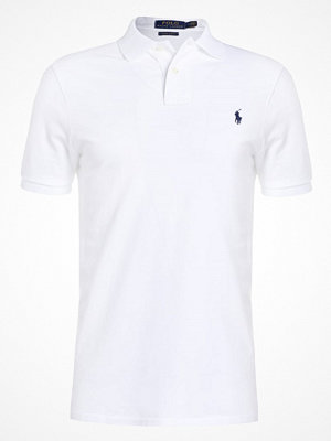 Polo Ralph Lauren CUSTOM SLIM FIT Piké white