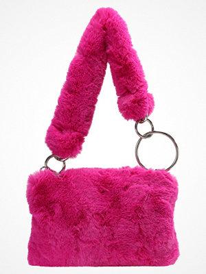 Topshop TEDDY Handväska pink