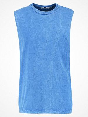 Linnen - Topman CRINKL COBRA Linne light blue