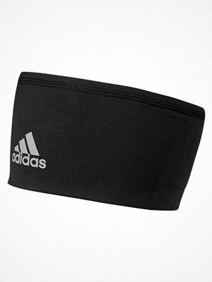 Mössor - Adidas Performance WIDE Öronvärmare black/reflective silver
