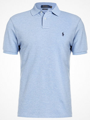 Polo Ralph Lauren CUSTOM SLIM FIT Piké jamaica heather