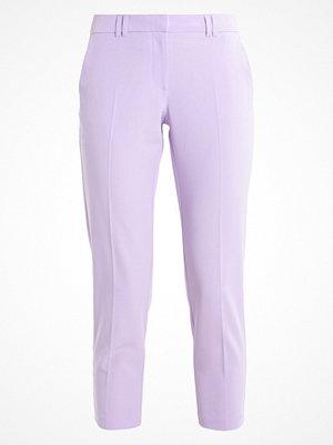 Dorothy Perkins ANKLE GRAZER Tygbyxor purple omönstrade