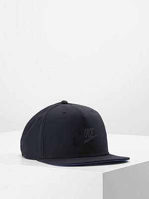 Nike Sportswear PRO BLUE LABEL Keps black/game royal