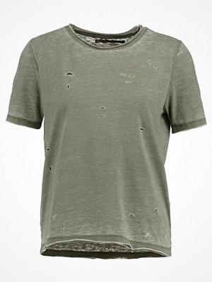 Only ONLDENIM  Tshirt med tryck kalamata