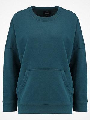 Only ONLSUSANNE OVERSIZE Sweatshirt deep teal