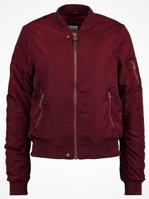 Lee BOMBER JACKET       Bomberjacka tawny port