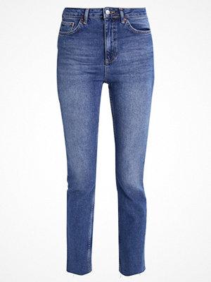 Topshop Tall Jeans straight leg middenim
