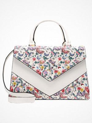 Dorothy Perkins FLOWER PRINT PADDED TOTE  Handväska multi bright