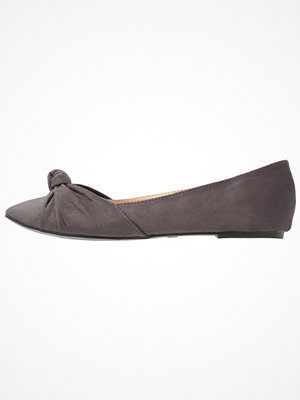 Dorothy Perkins HOLLIE Ballerinas grey
