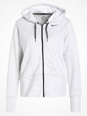 Nike Performance DRY  Sweatshirt birch heather/white/dark grey