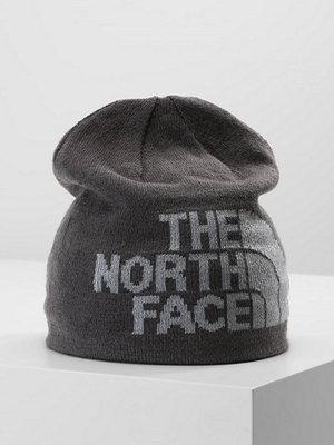 Mössor - The North Face HIGHLIGHT BEANIE  Mössa mid grey/graphite