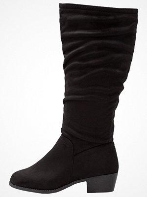 Stövlar & stövletter - New Look Wide Fit COUCHY 2 Klassiska stövlar black