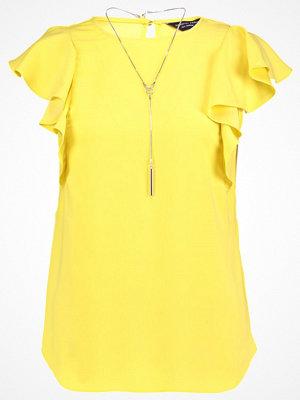 Dorothy Perkins Blus yellow