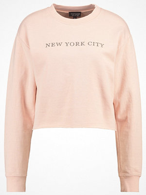 Topshop NYC  Sweatshirt pink