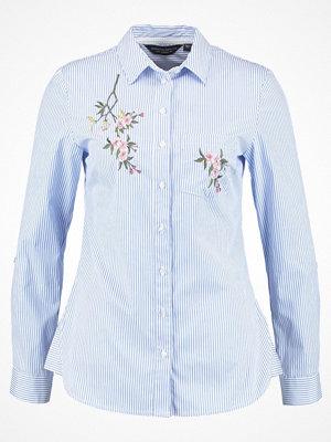 Dorothy Perkins TWIG FLORAL  Skjorta blue