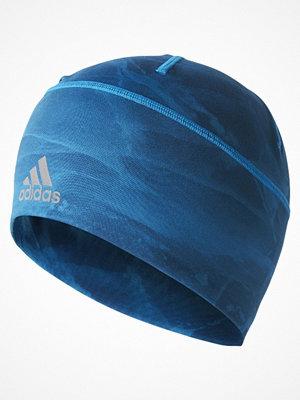 Mössor - Adidas Performance CLIMALITE GRAPHIC Mössa bold aqua/reflective silver
