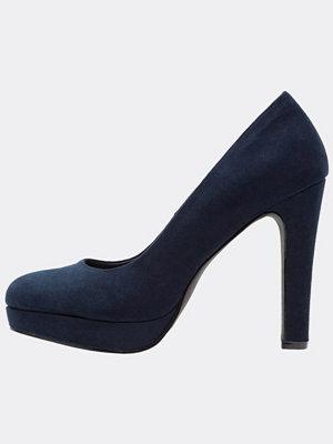 Even&Odd Klassiska pumps dark blue