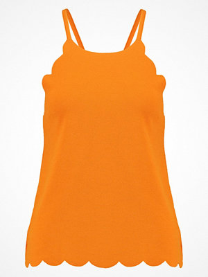New Look SCALLOP HEM Linne bright orange