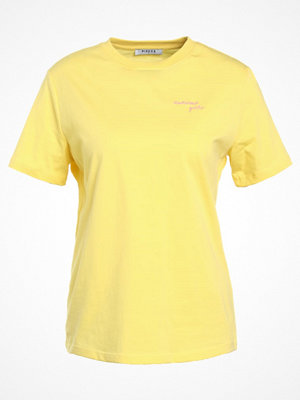 Pieces PCAWESOME Tshirt bas aspen gold
