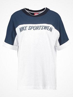 Nike Sportswear ARCHIVE Tshirt med tryck armory navy/sail