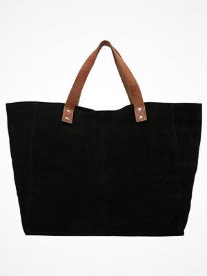 Vero Moda svart shopper VMJOLINE NET Shoppingväska black