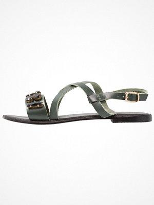 Topshop HARRIET JEWELLED  Sandaler & sandaletter green
