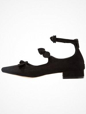 Ballerinaskor - Dorothy Perkins HAILEE Ballerinas med remmar black