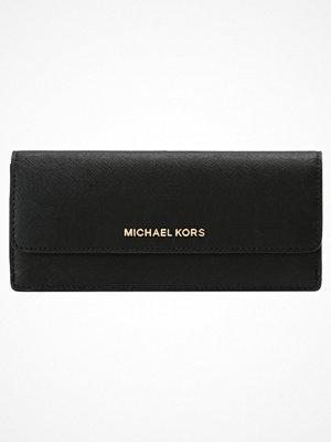 Plånböcker - MICHAEL Michael Kors PIECES FLAT Plånbok black